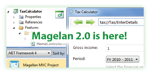 Magellan 2.0 is here!
